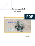 User Manual Litter Analyst