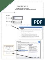 Practica 1 10 Servidor DNS