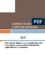 Current Techology in Computer Networks