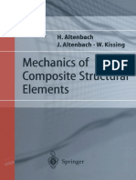 Prof. Dr.-ing. Habil. Holm Altenbach, -Mechanics of Composite Structural Elements-Springer-Verlag Berli
