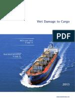 Wet Damage to Cargo