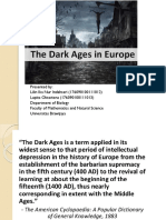 European Darkness Age