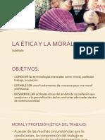 2 La Ética y La Moral