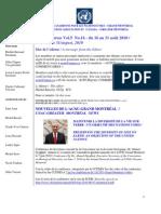 ACNUExpress Vol.5 No.16 - du 16 au 31 août  2010
