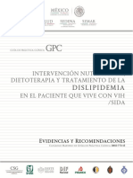 Dislipidemias Con VIH