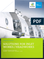 1. Bilfinger Water Technologies - Solutions for Inlet Works - Headworks