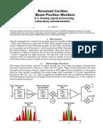 Part Three Analog Signal Processing