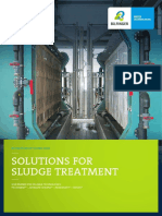 3. Bilfinger Water Technologies - Solutions for Sludge Treatment