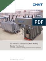 Transformer Catalogue
