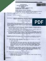 Keputusan Menteri Pertama Nomor 224 Tahun 1961