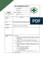 SOP Faringitis Akut.docx