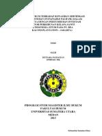 123dok Analisis Hukum Terhadap Kewajiban Sertifikasi Ispo Indonesian Sustainable Palm Oil Dalam Kaitannya