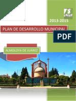 Plan de Desarrollo Municipal Almoloya 2013-2015