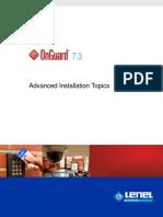 Advanced Installation Topics