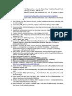 Daftar Pustaka Referat Sindrom Horner