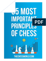 35 Most Important Chess Principles