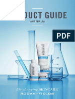 Rodan and Fields Product Guide