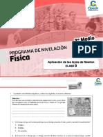 PPT Aplicación de Las Leyes de Newton Nivel Segundo Medio