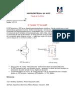 Transistor FET de Canal P