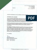 Dulys Reference Letter