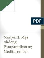 M1 Aralin 1.1 Gawain1