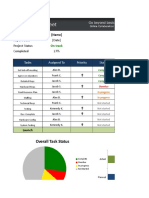 Top Project Management Excel Templates Project Management Dashboard Excel