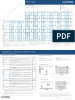 ASHRAE 2016 Quick Reference Guide