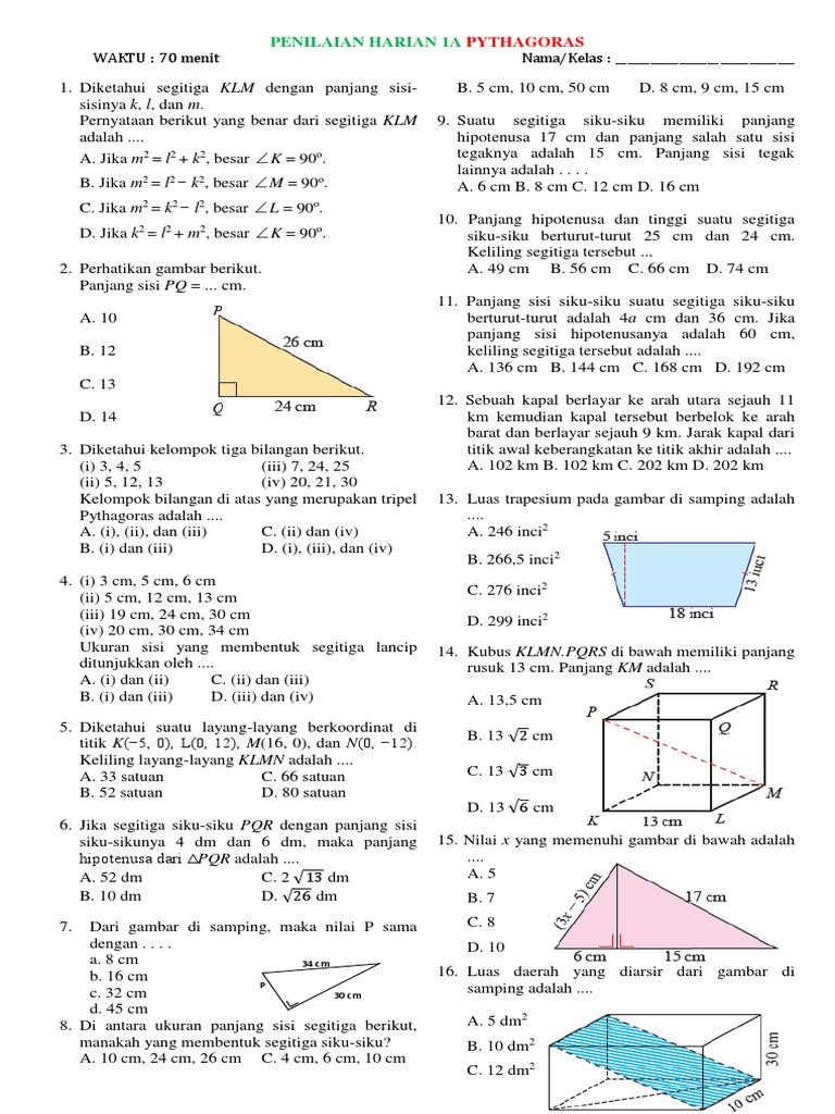 Ph 1a Pythagoras