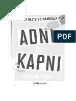 Adam M. Grant - Adni és kapni.doc