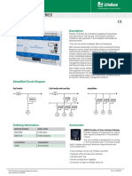 Littelfuse GeneratorControl FlexGen C6200 Datasheet