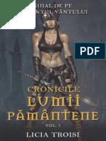 269797829 Troisi Licia Cronicile Lumii Pamantene 01 Nihal de Pe Pamantul Vantului PDF