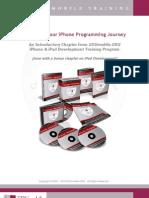 Beginning Your iPhone Programming Journey