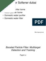 Water Softener Dubai