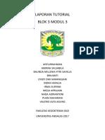 Laporan Tutorial Blok 3 Modul 2
