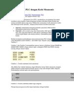 82373857-Pemrograman-PLC-Dengan-Kode-Mnemonic.docx