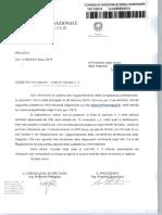 Circolare CNI n. 450 Del 19 Novembre 2014 FORMAZIONE Linee Di Indirizzo n. 3