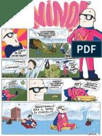Le avventure di Nino, il supereroe dell'Agro Pontino @ Il Chinino 2015