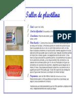 14.Taller de Plastilina _burro