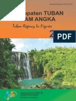 Kabupaten Tuban Dalam Angka 2017