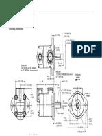 Bomba Vickers V10 Dimensiones