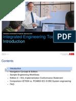 1MRG014136 B en IET600 Integrated Engineering Tool - Introduction