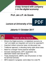 Jakarta Digital Economy October 2017(1)