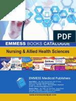 Emmess Nursing Catalugue 2017