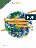 International Transport Forum 2014 - OECD. Leipzig May 21-23, 2014