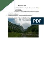 Criterii Obligatorii Privind Clasificarea Structurilor de Primire Turistice