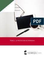 TEMA 6.- LA PROTECCION DE PERSONAS. Grado en Seguridad. Prf. Espinosa.pdf