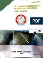 IRC 82 2015 Maintenance of Bitumen surface.pdf