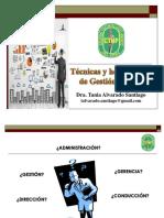 1. Administracion,Gerencia y Gestion