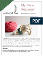 My Misio Crochet Pattern