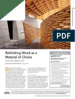 Rethinking Wood CEU